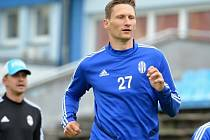 Útočník Milan Škoda se připravuje s Mladou Boleslaví.
