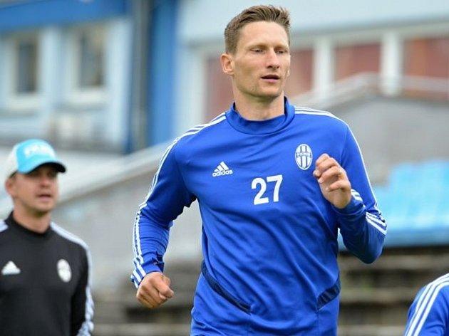 Útočník Milan Škoda se připravuje sMladou Boleslaví.
