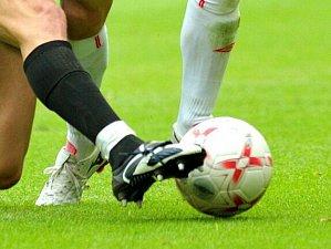 Ilustrační foto fotbal.