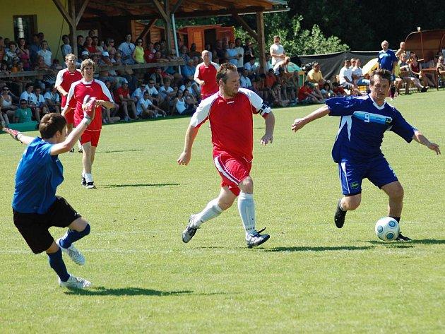 Kozlovna Ladislava Vízka versus Jivina.