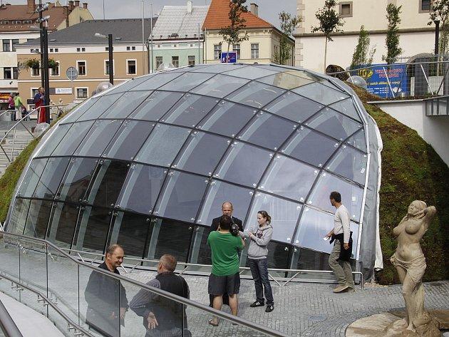 Otevření volnočasového areálu - Mladá Boleslav, Staré Město