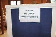 Prezidentské volby v Řepově u Mladé Boleslavi