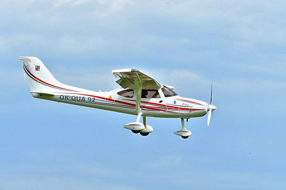Letecké Muzeum Metoděje Vlacha pořádalo akci Létáme pro vás