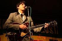 Na Benátské noci vytoupí skupina Pangea - The Beatles Revival Band