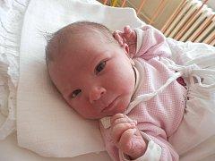 ELENA Eichlerová se narodila 15. srpna Stanislavě a Liborovi z Mladé Boleslavi. Vážila 3,5 kilogramů a měřila 51 centimetrů. Doma už se na ní těčí bráška Michal.