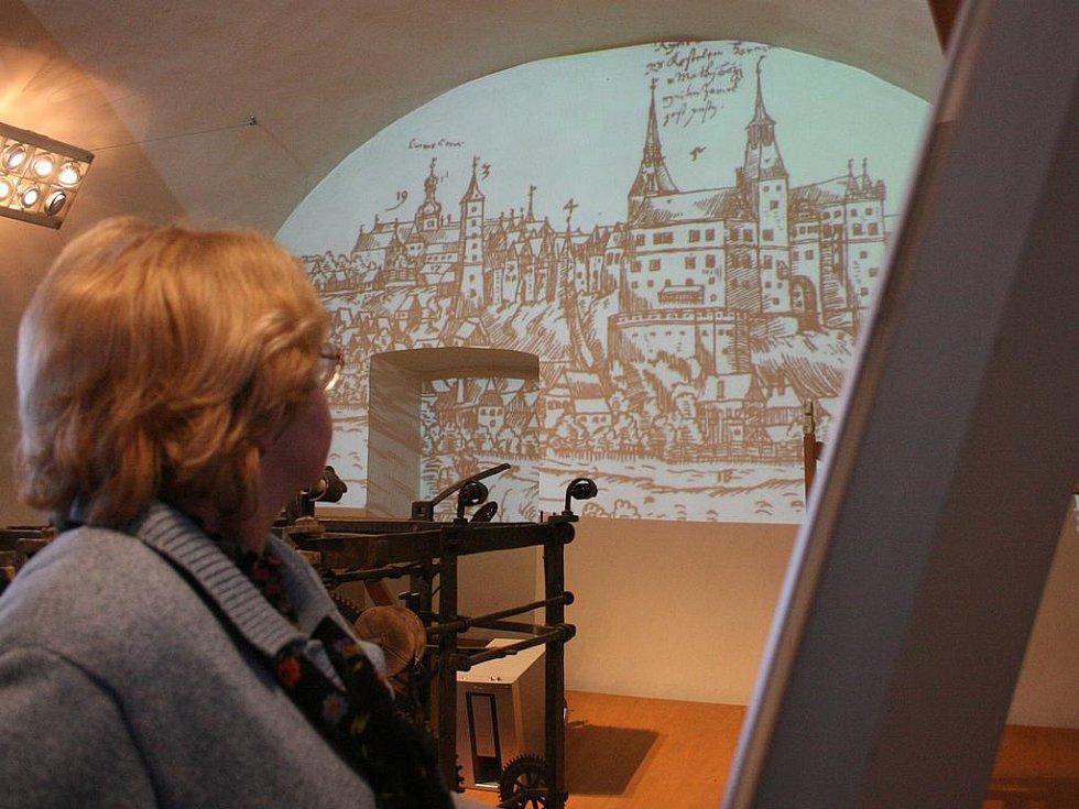 Novou multimediální expozici budou moci návštěvníci Templu zhlédnout poprvé v pondělí 22. února.