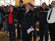 Fyzickou kondici i znalosti prověřili o víkendu v dobrovické sokolovně malí hasiči.