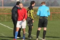 Okresní přebor: SK Bezno/Sovinky - FK Dobrovice B
