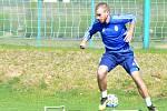 Trénink FK Mladá Boleslav během nouzového stavu (22. dubna)
