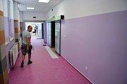 Rekonstrukce v Klaudiánově nemocnici.
