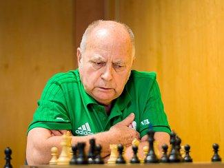 Šachista Vlastimil Jansa.