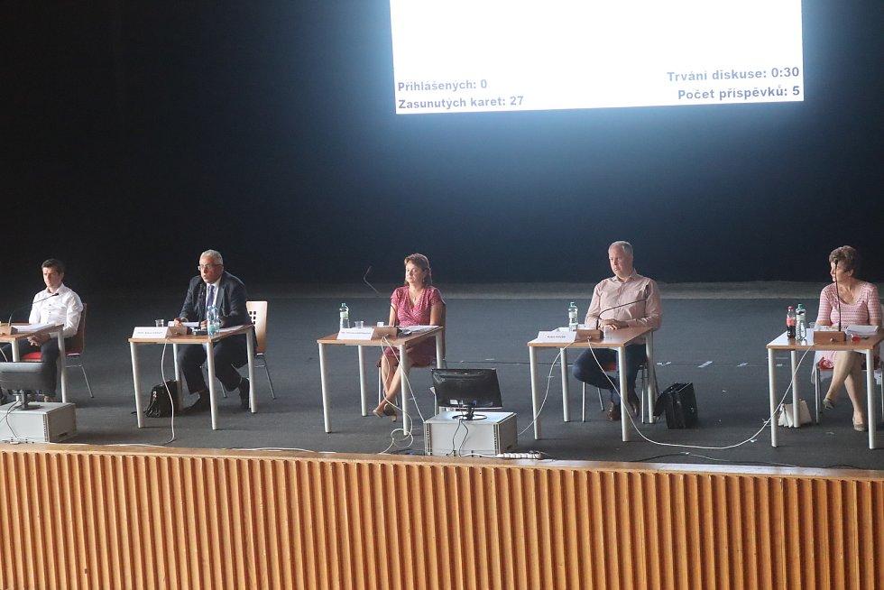 Ze zasedání zastupitelstva Mladé Boleslavi  pondělí 24. srpna.