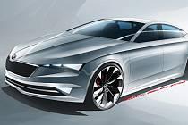 Designovou studii automobilka představí na ženevském autosalonu už za měsíc.