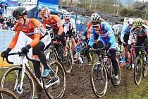 Ilustrační foto z mistrovství světa v cyklokrosu, Bieles, Lucembursko