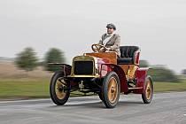 Laurin & Klement Voiturette A byla představena roku 1905