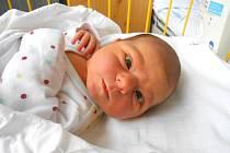 TEREZA Špicarová se narodila 2. ledna, vážila 3,64 kg a měřila 51 cm. Maminka Eva a tatínek Vladimír si ji odvezou domů do Semčic.