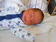 Filip Hreha se narodil 21. června s mírami 3,19 kg a 50 cm. Maminka Jana a tatínek Juraj si ho odvezou domů do Bezna, kde už se na něho těší sourozenci Juraj a Barborka.