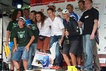 Nejlepší závodníci Adrenalin Cupu v Ostravici