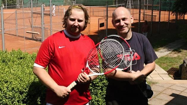 Mistrovství České republiky novinářů v tenise - Tipsport Press Cup 2012