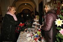 Nakupovala také Andrea Reslová, vedoucí oddělení sociálních služeb magistrátu.