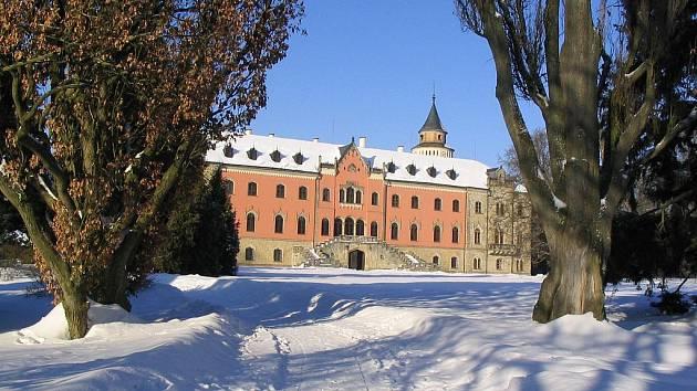 Zimní zámek Sychrov