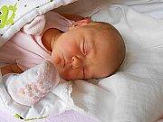 Barbora Bartošová se narodila 22. července, vážila 3,58 kg a měřila 48 cm. S maminkou Jitkou a tatínkem Františkem bude bydlet v Dobré Vodě Mnichovo Hradiště.