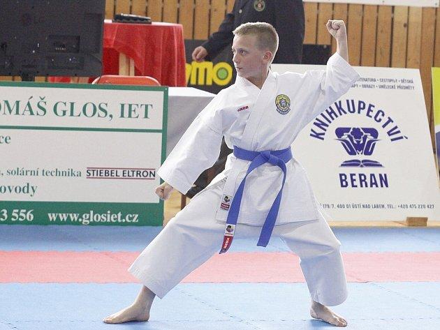 Karate Auto Škoda MB Národní pohár Ústí nad Labem