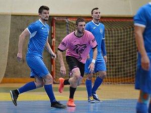 II. liga západ: Malibu Mladá Boleslav - FK Kladno.