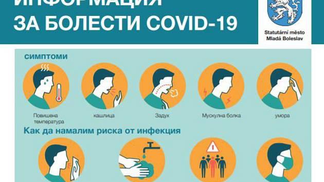 Informační leták pro zahraniční pracovníky město nechalo přeložit do 11 řečí