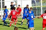MOL cup, 1. kolo: Karlovy Vary - Králův Dvůr