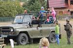 Vzpomínkové setkání rodáků a přátel v obci Lipník
