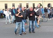 Svatováclavská jízda 2016