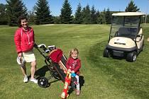 Regina Herčíková je další z řady hráčů, kteří naplno propadli hře zvané golf