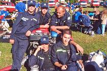 Sbor dobrovolných hasičů Čistá.