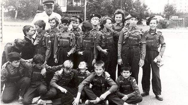 Mládežnický požární sport byl ve sboru nejsilnější po roce 1986.