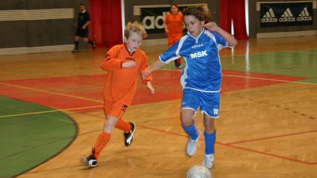Turnaj minižáků Adidas cup