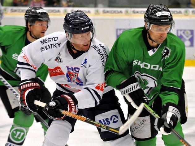 I. hokejová liga: BK Mladá Boleslav - HC Benátky nad Jizerou