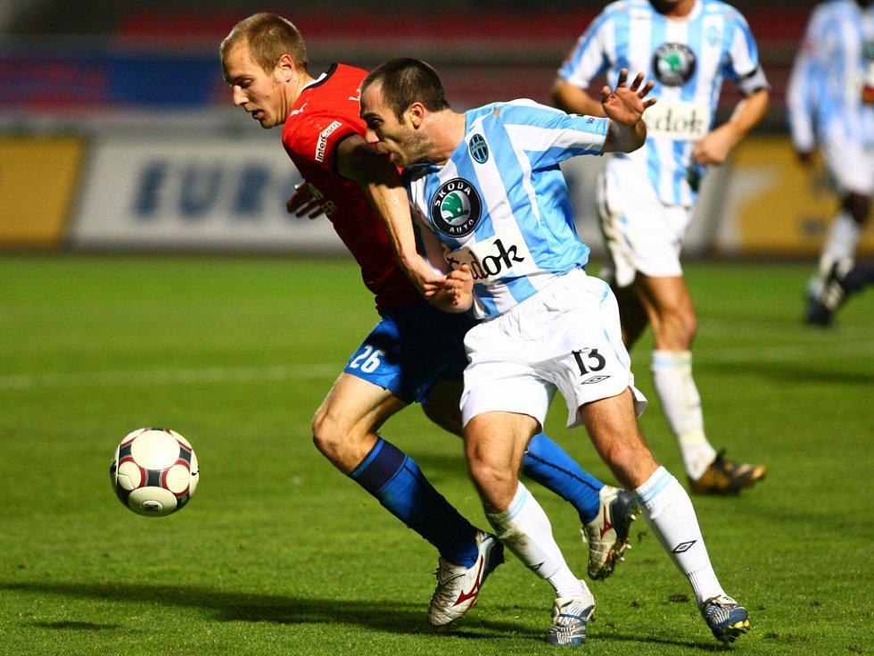 1. Gambrinus liga: Viktoria Plzeň - FK Mladá Boleslav