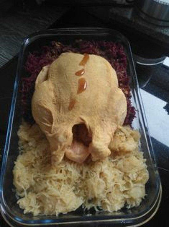 Recept na pečenou kachnu