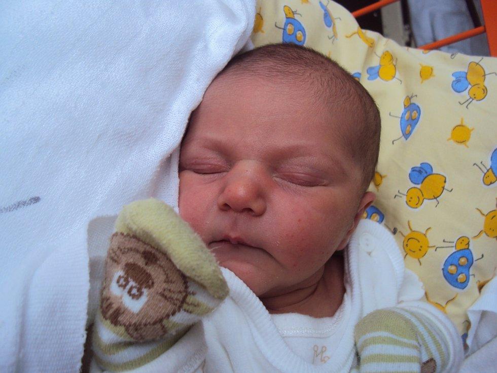 MARIE Jahodová se narodila 26. května, vážila 3,19 kilogramů a měřila 49 centimetrů.