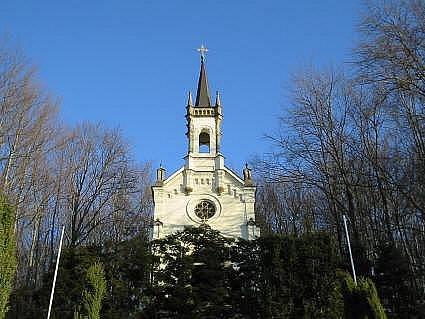 Kaple v Josefově Dole.