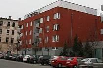 Byty v ulici Laurinova...
