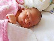 Terezka se narodila 9. června, vážila 3,4 kg a měřila 49 cm. Bydlet bude v Benátkách nad Jizerou.