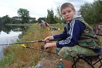 Rybářské závody na Krásné louce v Mladé Boleslavi