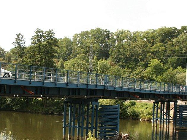 Most do Čejetic. Ilustrační foto.