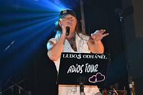 Křest nového cédéčka Luboše Odháněla, listopad 2013