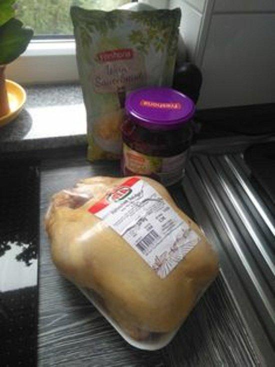 Recept na pečenou kachnu. Foto: Jana Mulačová