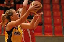Basketbalová liga žen: Basket Slovanka Mladá Boleslav - VŠ Praha