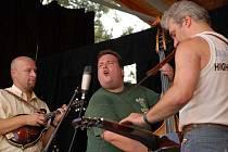Bluegrassová kapela Barbecue