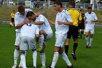 ČFL: FK Mladá Boleslav B - Viktoria Žižkov B